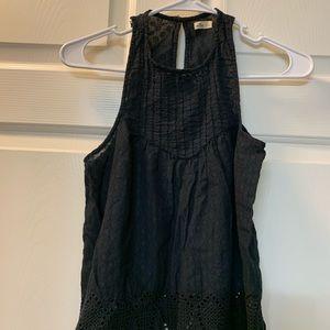 Shirt Hollister black size XS excellent condition